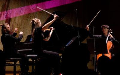 SchülermanagerInnen der 3M organisieren Konzert im Brucknerhaus Linz